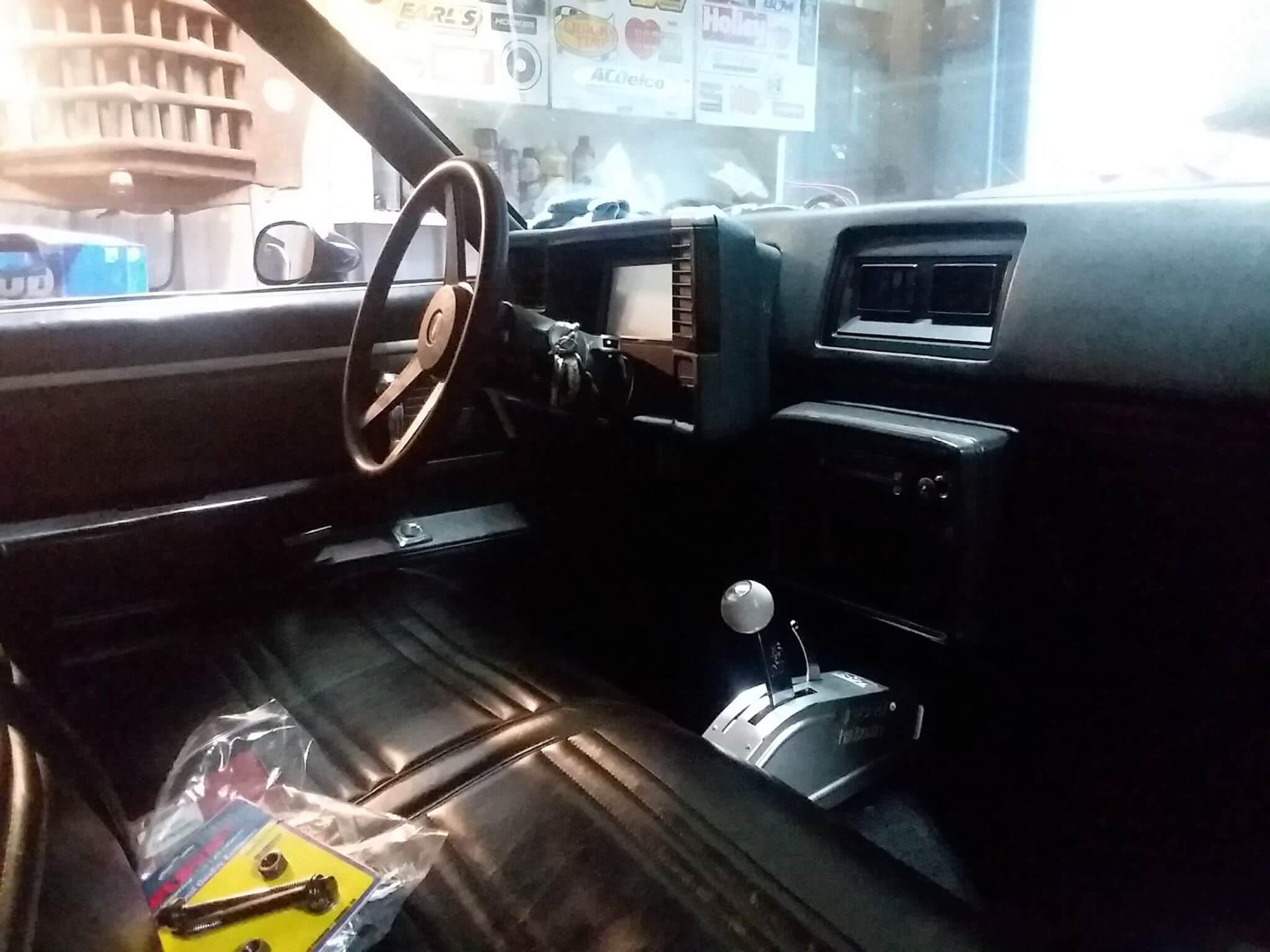 1978-88 El Camino Malibu Regal Cutlass Monte Carlo Front Floor Pan Driver Side