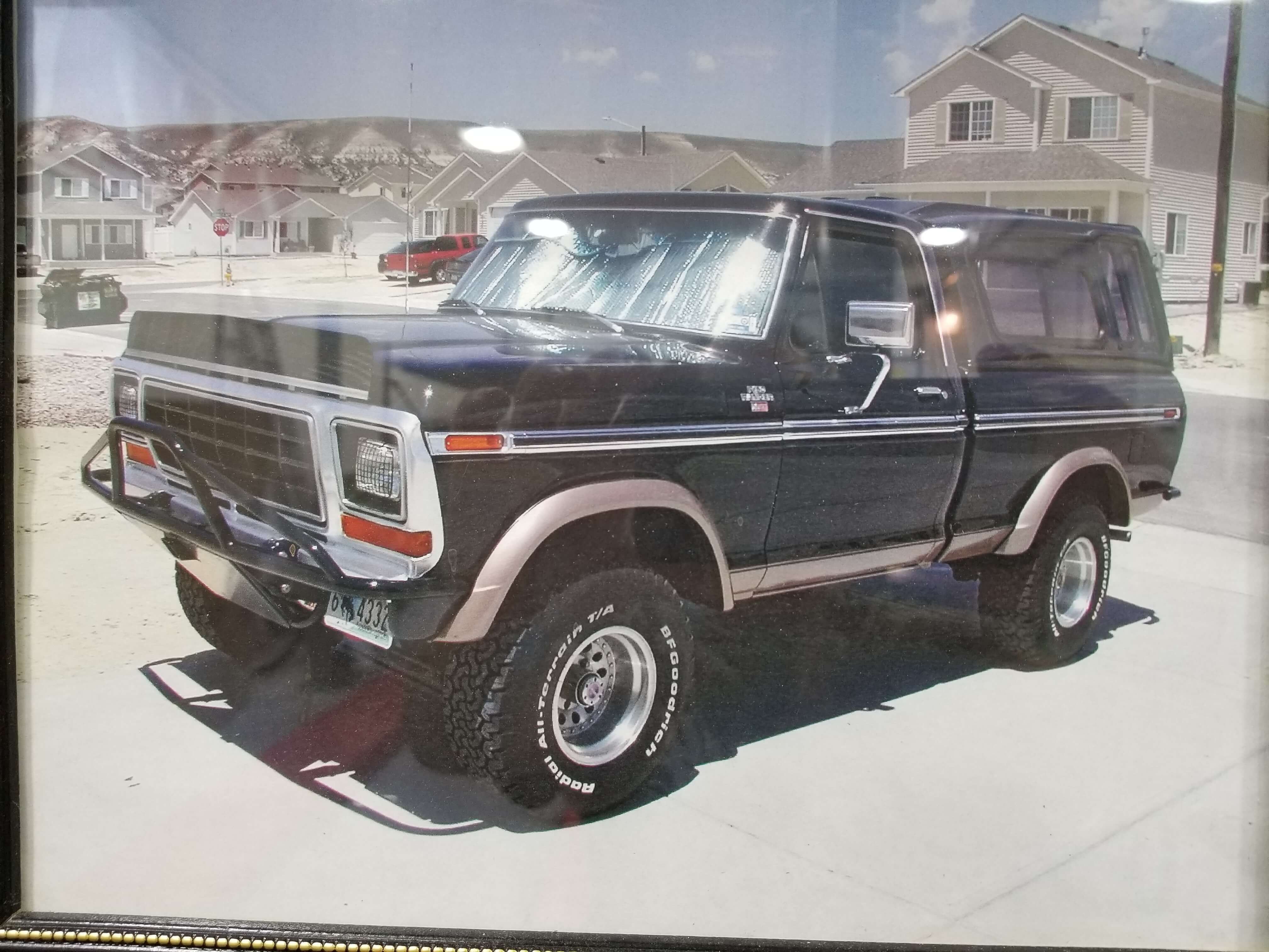D2 S 1978 Ford F 150 Holley My Garage