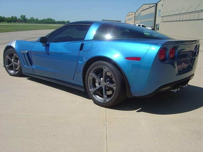 Bud's 2011 Chevrolet Corvette - Holley My Garage