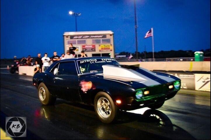Jerry's 1968 Chevrolet Camaro - Holley My Garage