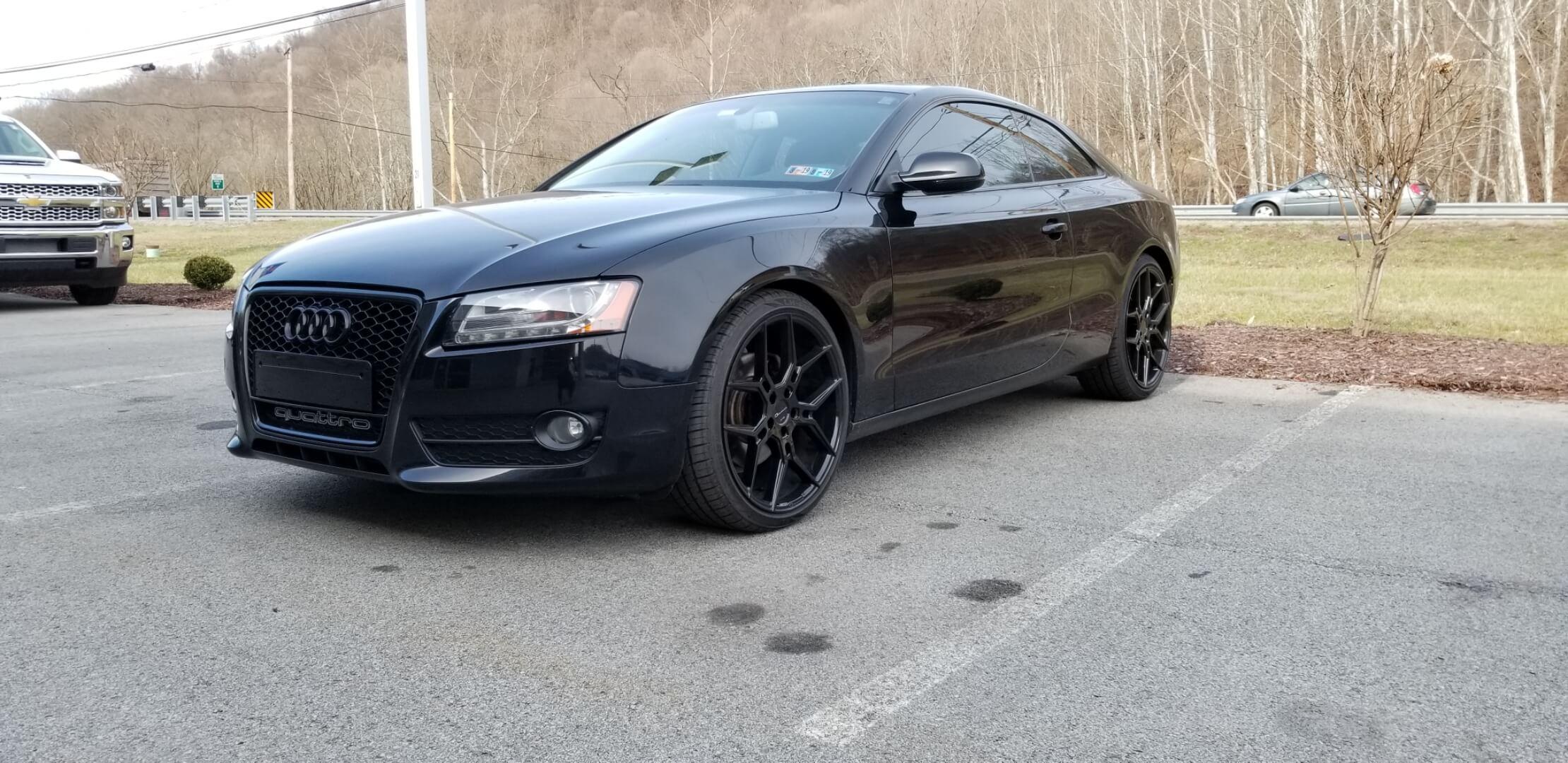 Kekurangan Audi A5 2011 Spesifikasi