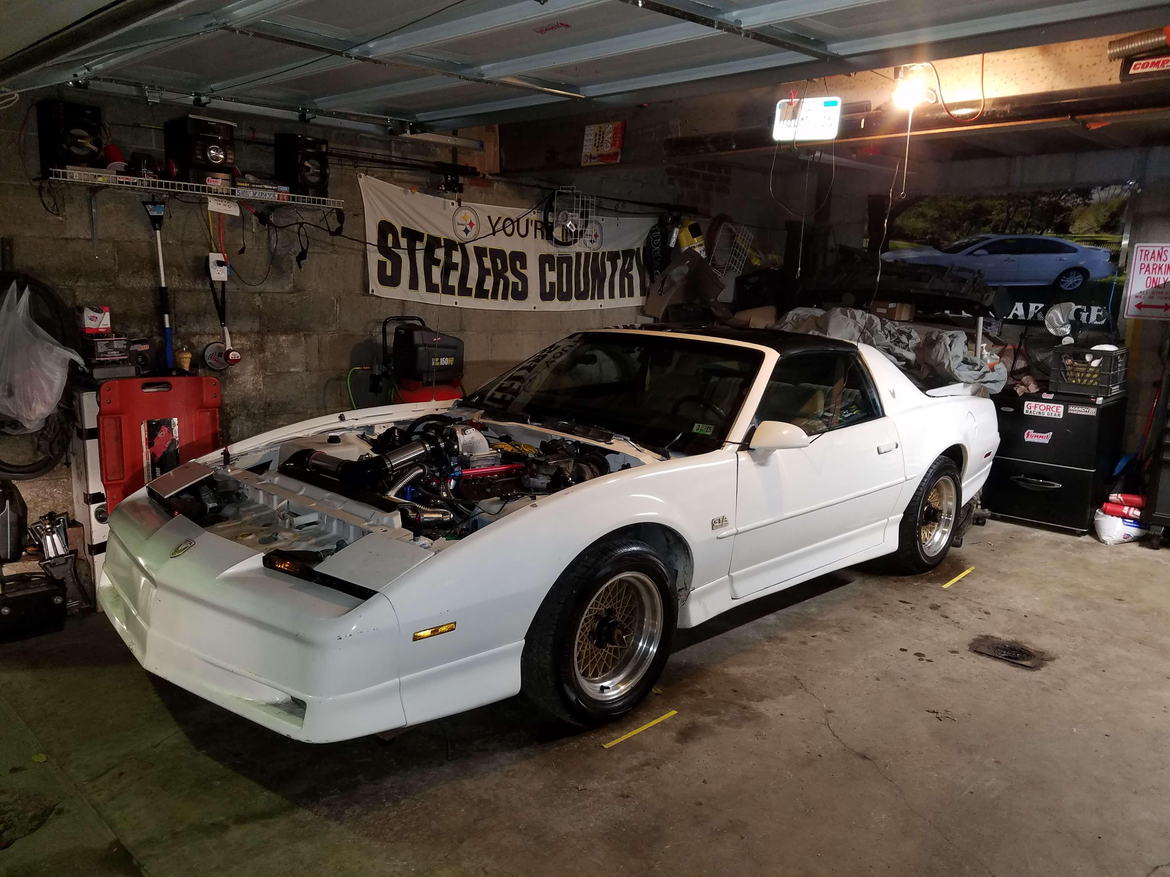 Jabaut S 1989 Pontiac Firebird Holley My Garage