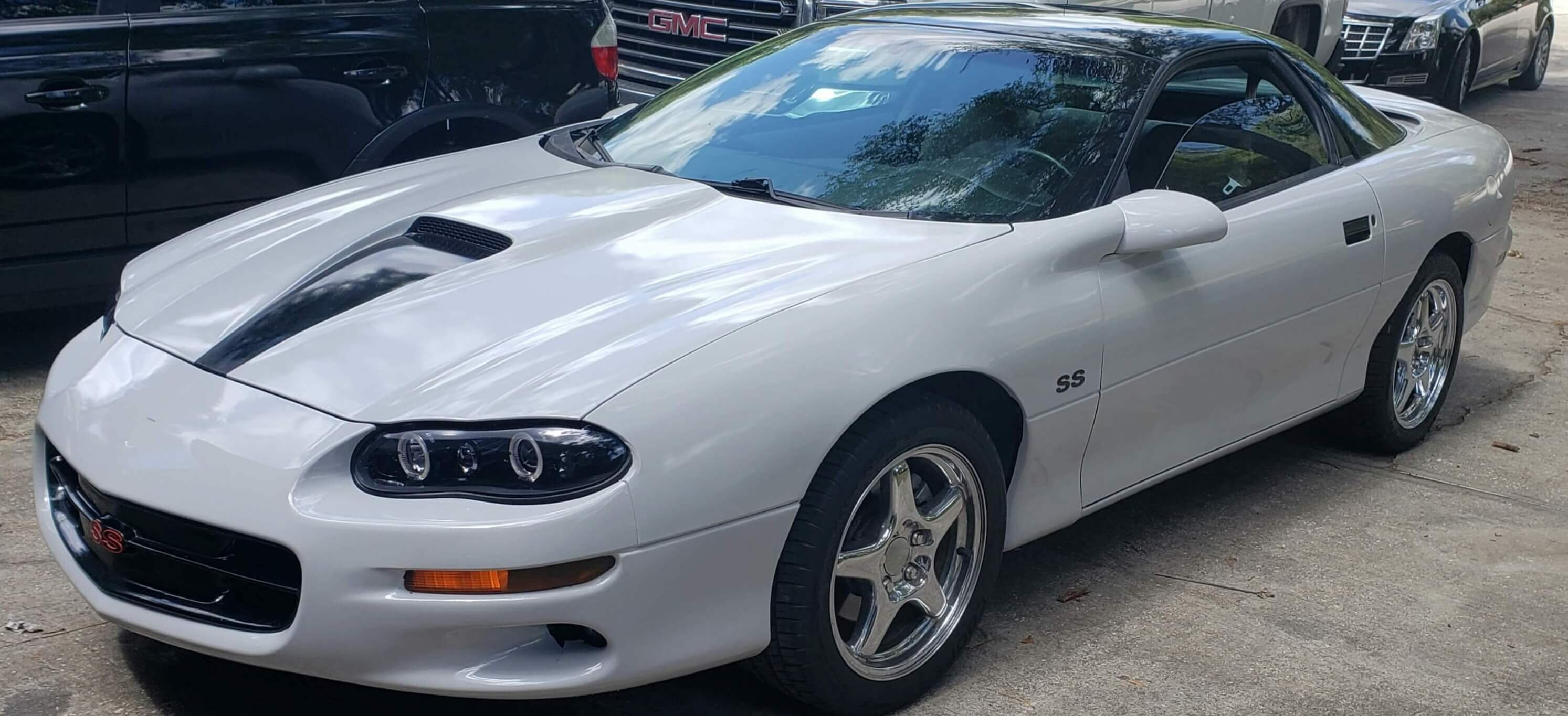 Get 2001 Chevrolet Camaro Engine 5.7L V8