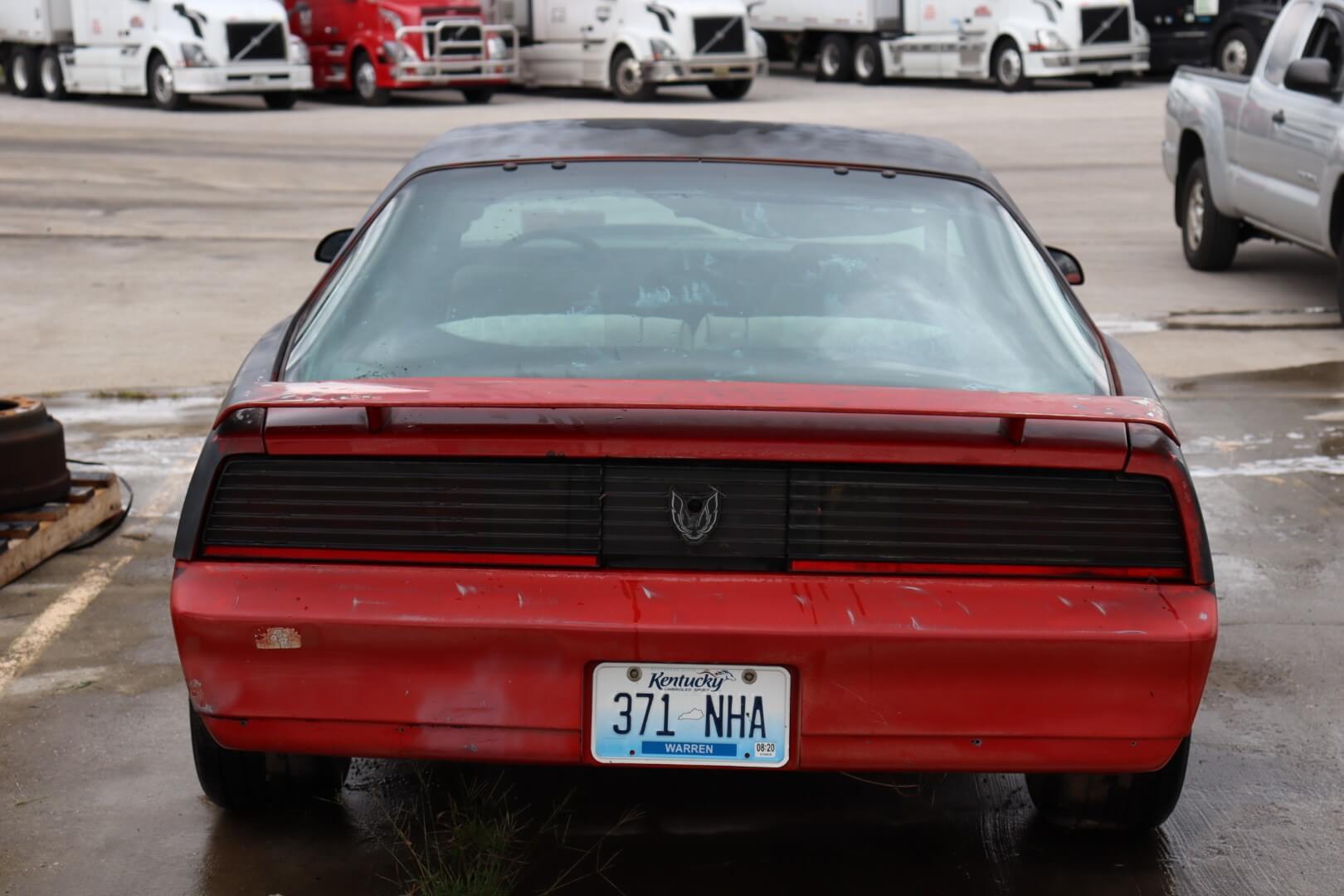 ron s 1984 pontiac firebird holley my garage ron s 1984 pontiac firebird holley my