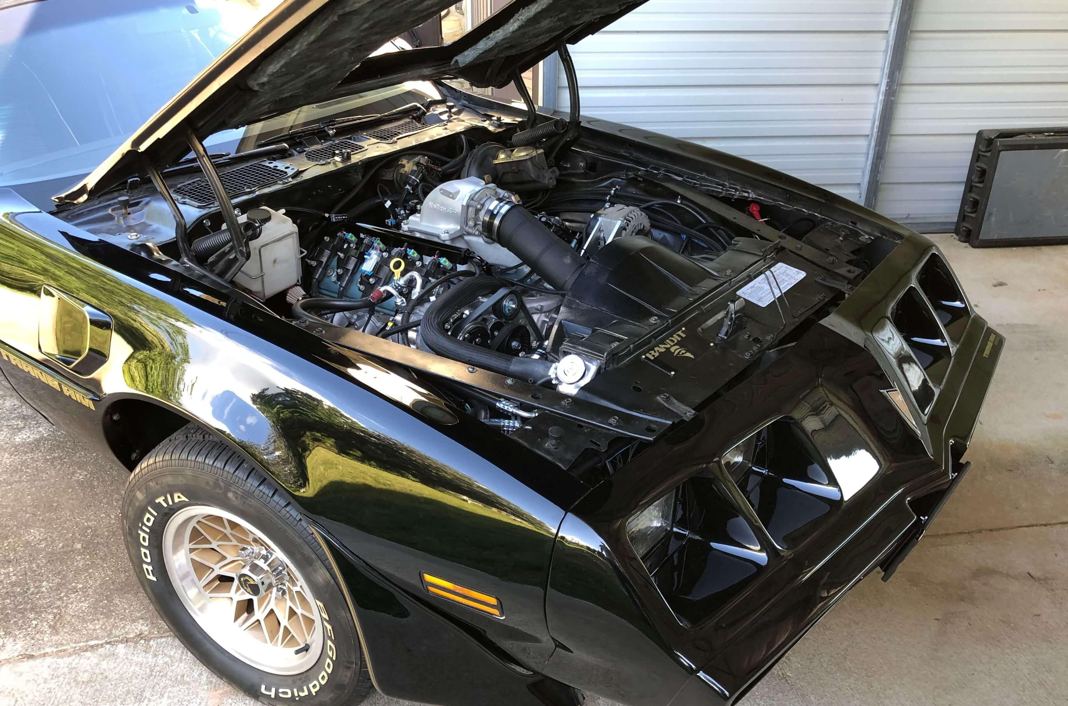 Kevin's 1979 Pontiac Firebird - Holley My Garage