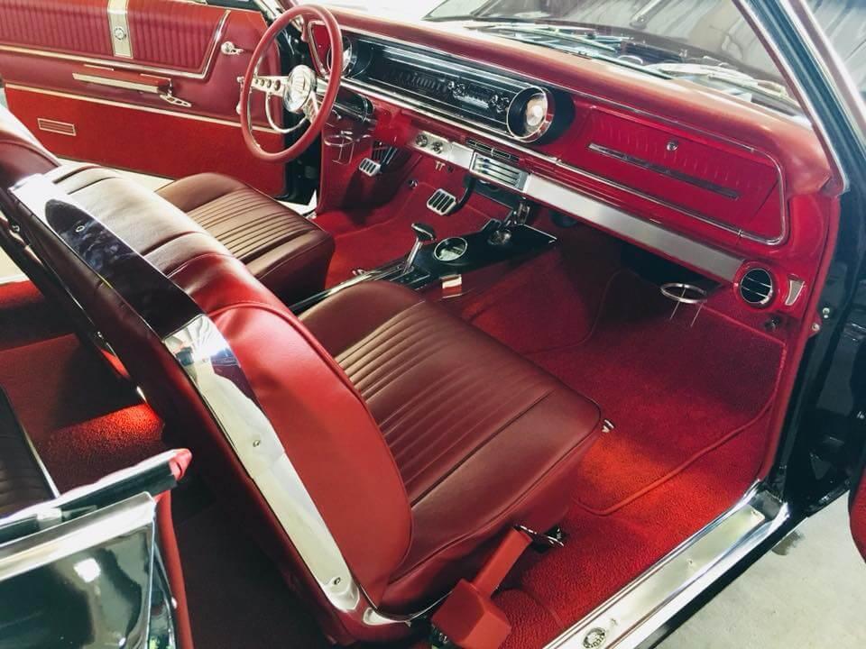 Brent's 1965 Chevrolet Impala - Holley My Garage