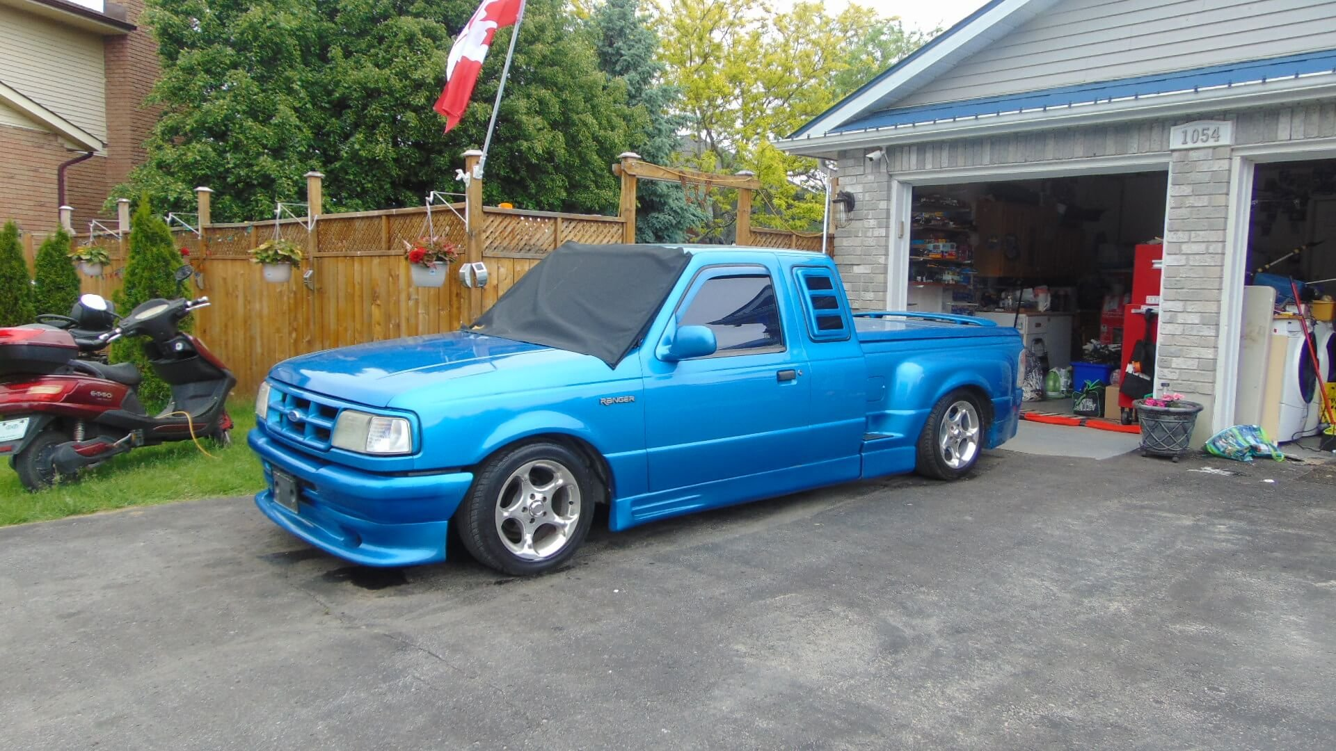 Danial S 1998 Ford Ranger Holley My Garage