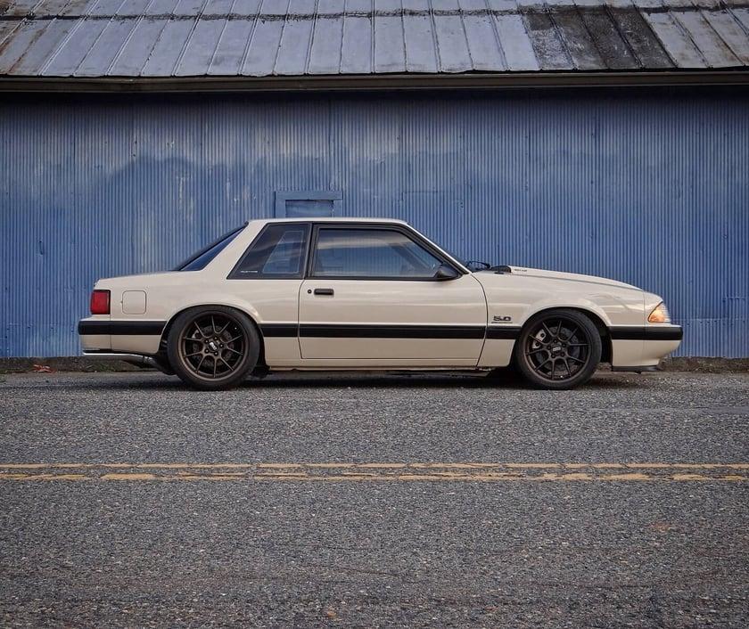 Robert U0026 39 S 1987 Ford Mustang