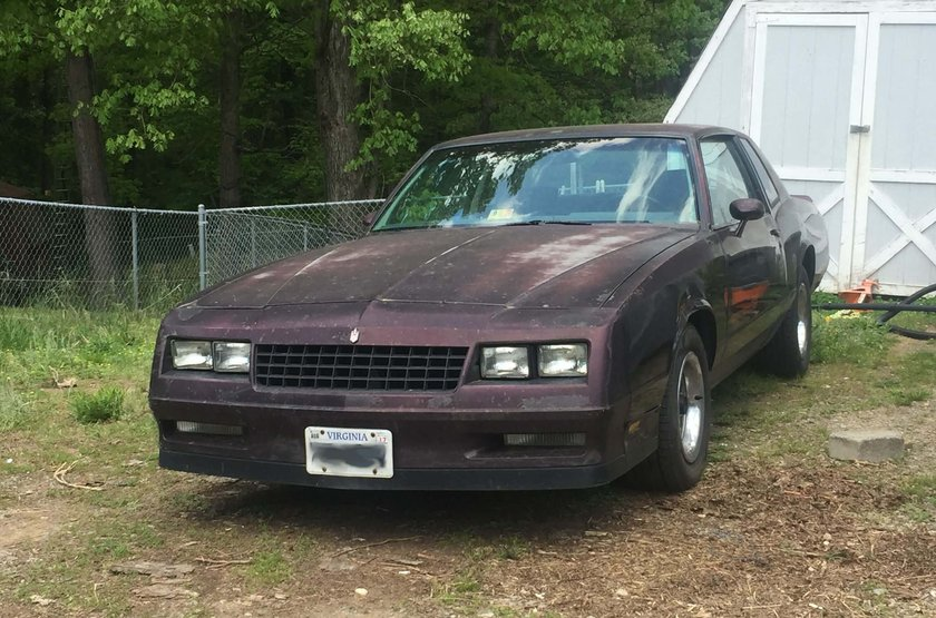 Shawn's 1985 Chevrolet Monte Carlo - Holley My Garage