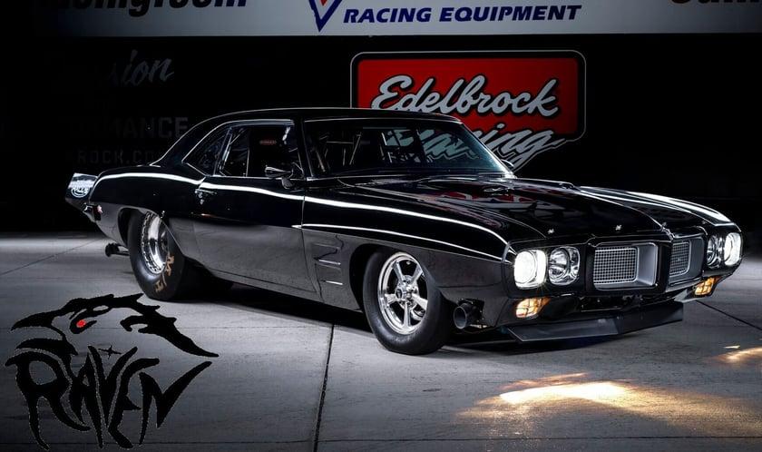 RAIV-Z's 1969 Pontiac Firebird - Holley My Garage