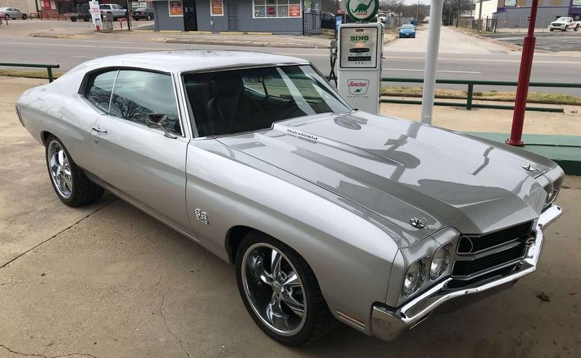 Jeffrey's 1970 Chevrolet Chevelle - Holley My Garage