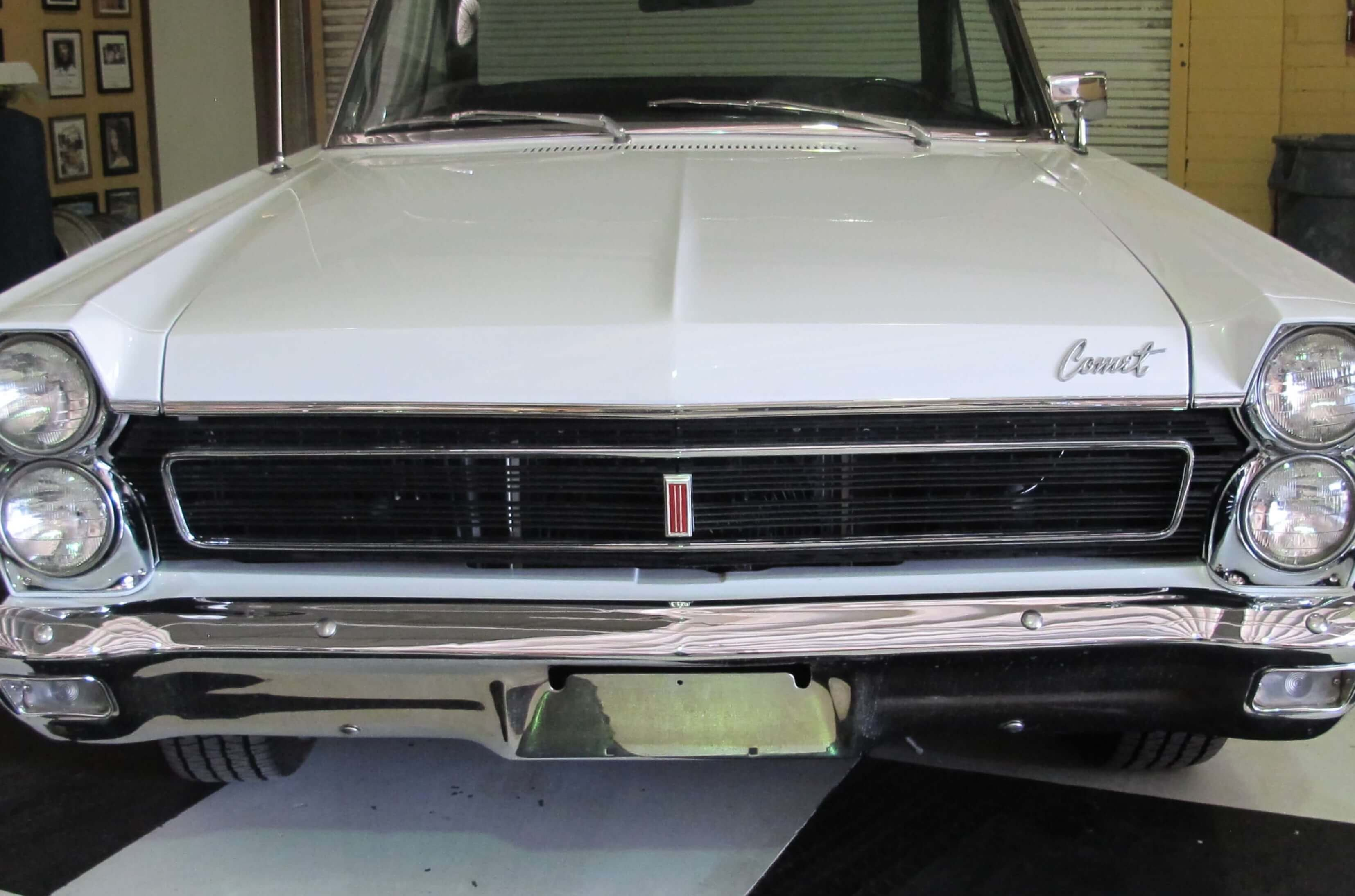Ron's 1965 Mercury Cyclone - Holley My Garage