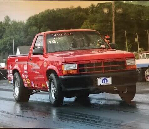 Bob's 1993 Dodge Dakota - Holley My Garage