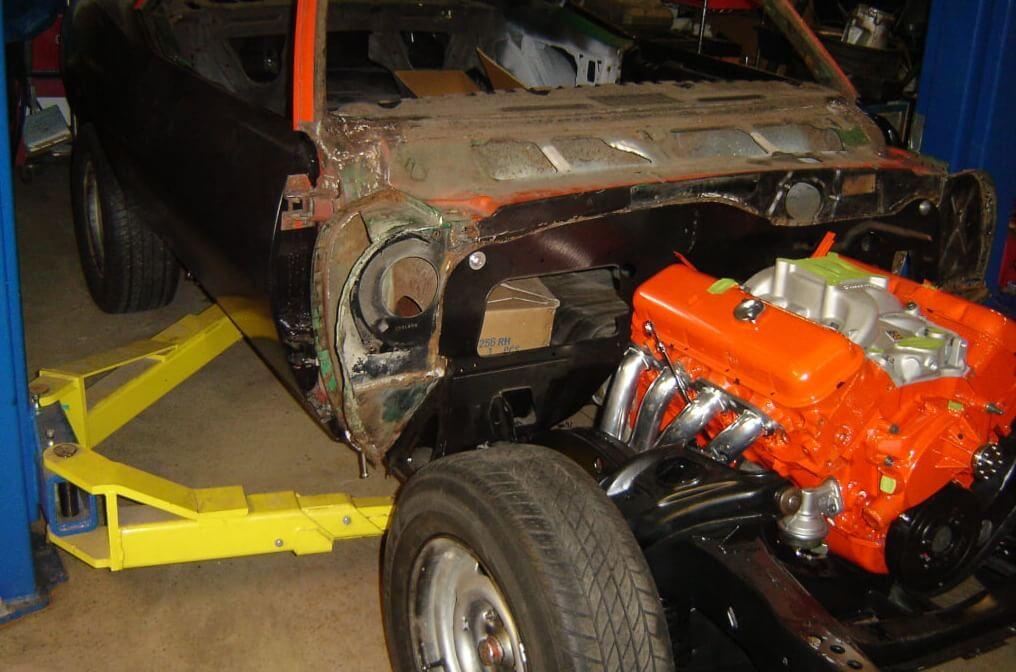 ironleg's 1968 Chevrolet Camaro - Holley My Garage