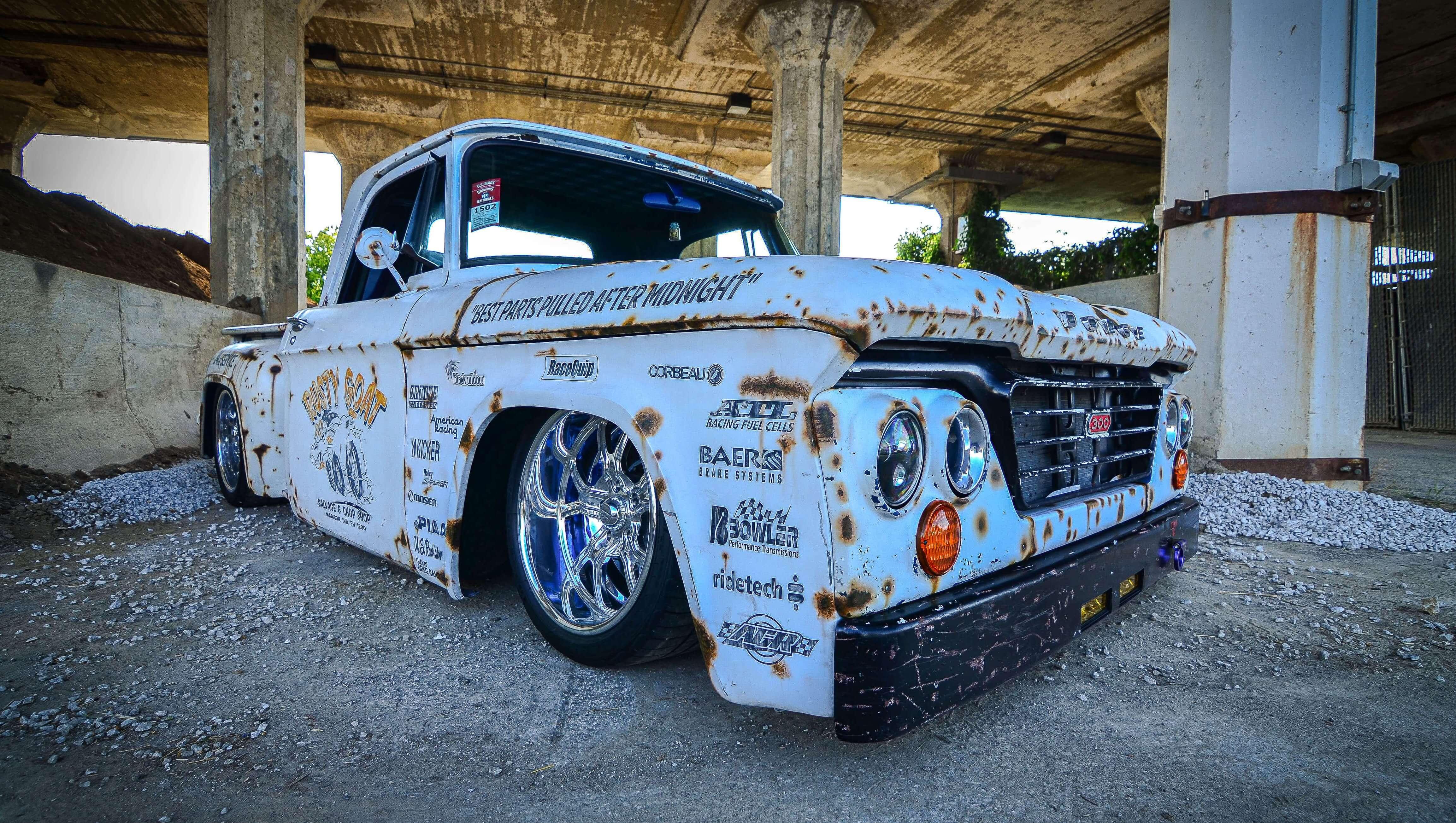 Backer's 1964 Dodge D300 Series - Holley My Garage