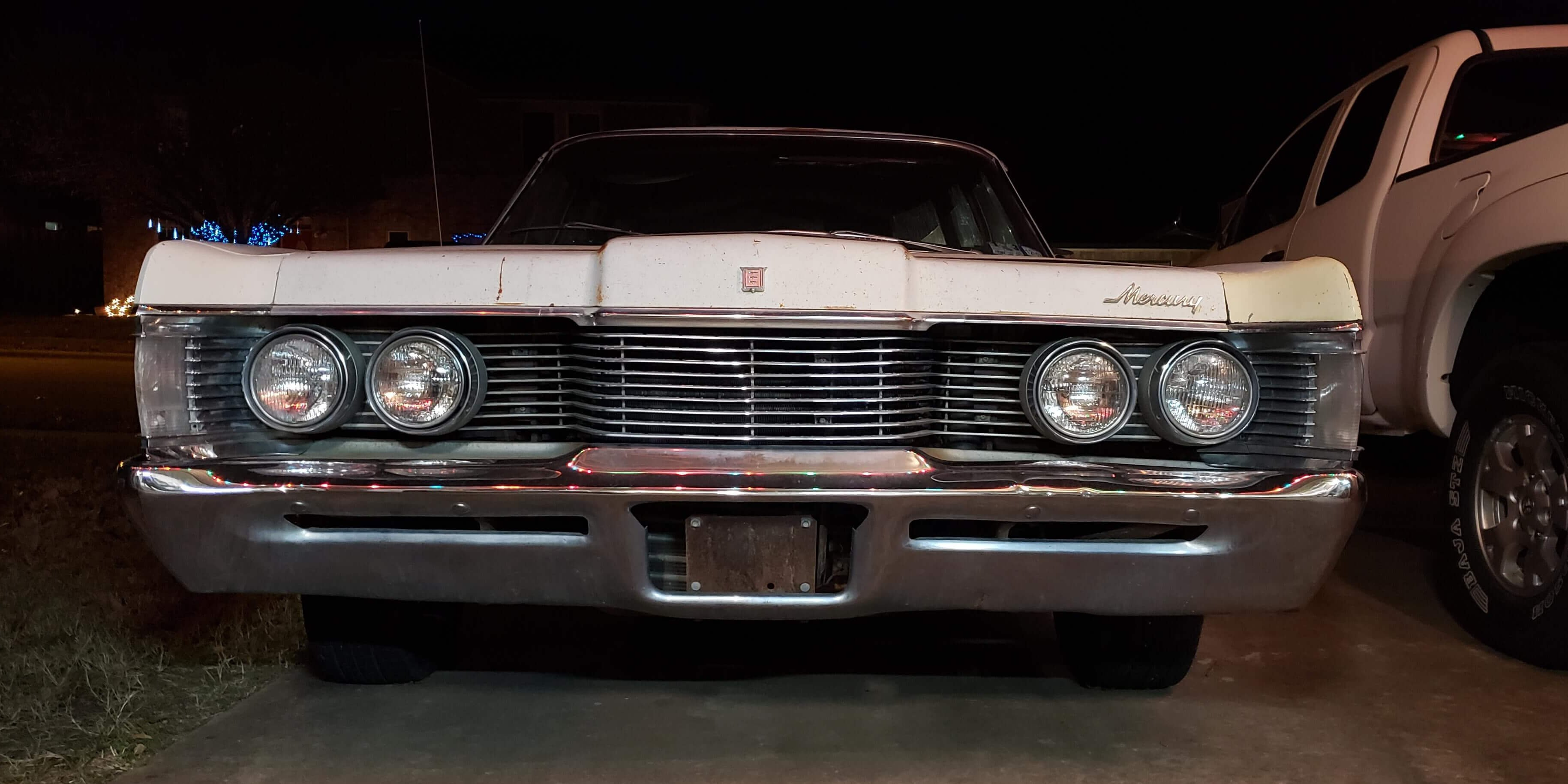 aaron\u0027s 1968 mercury commuter holley my garage 136273 1968 mercury cougar rk motors