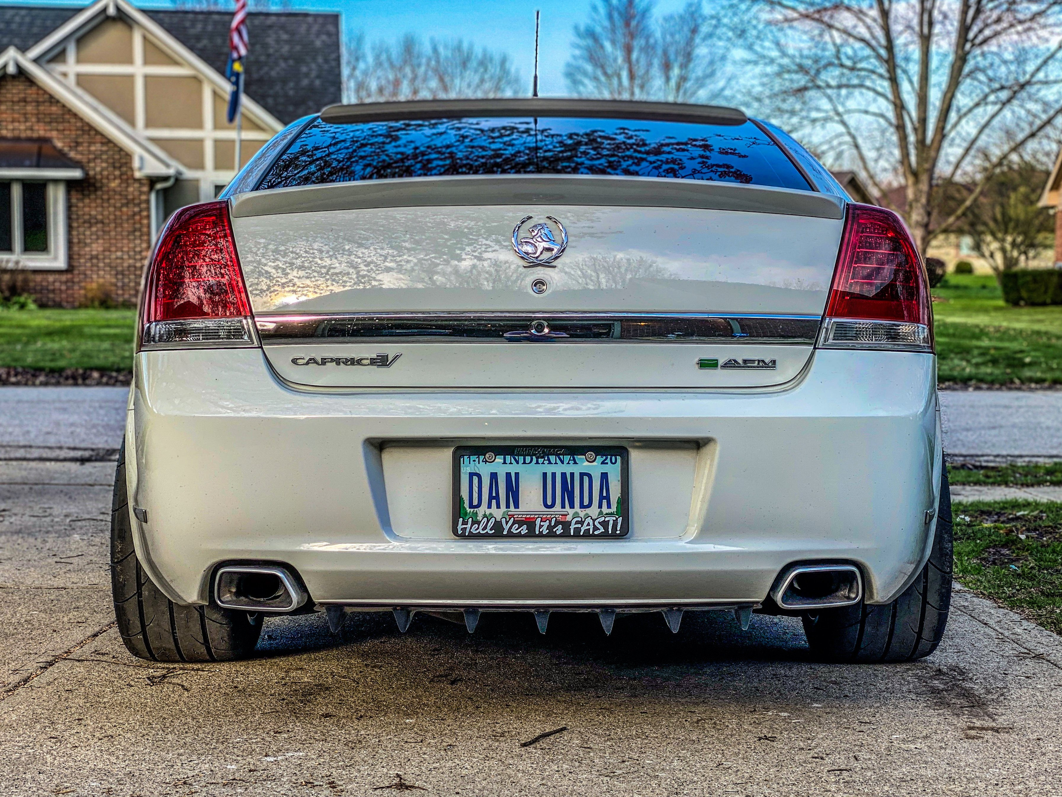 Tony S 2015 Chevrolet Caprice Holley My Garage