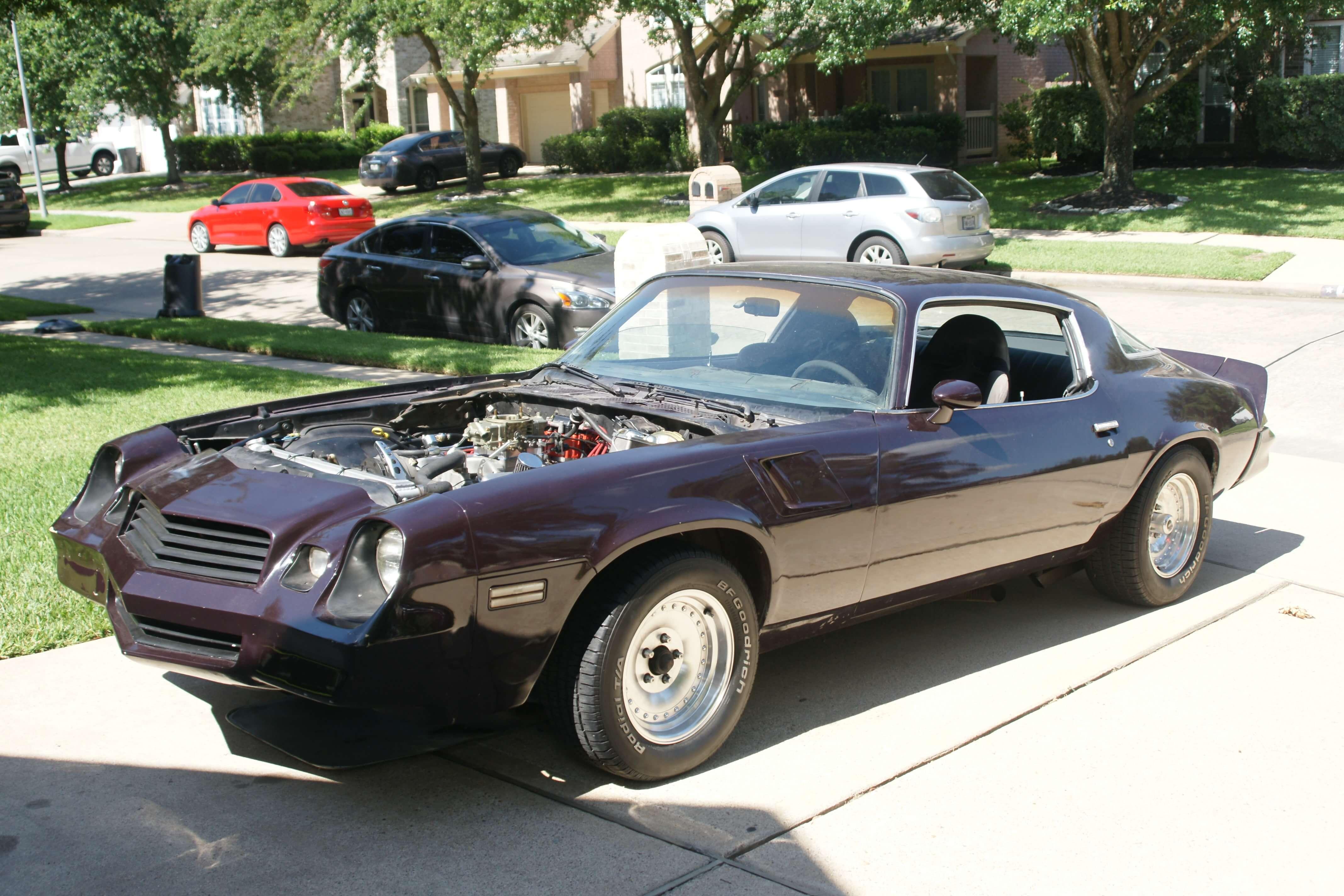 Max's 1980 Chevrolet Camaro - Holley My Garage
