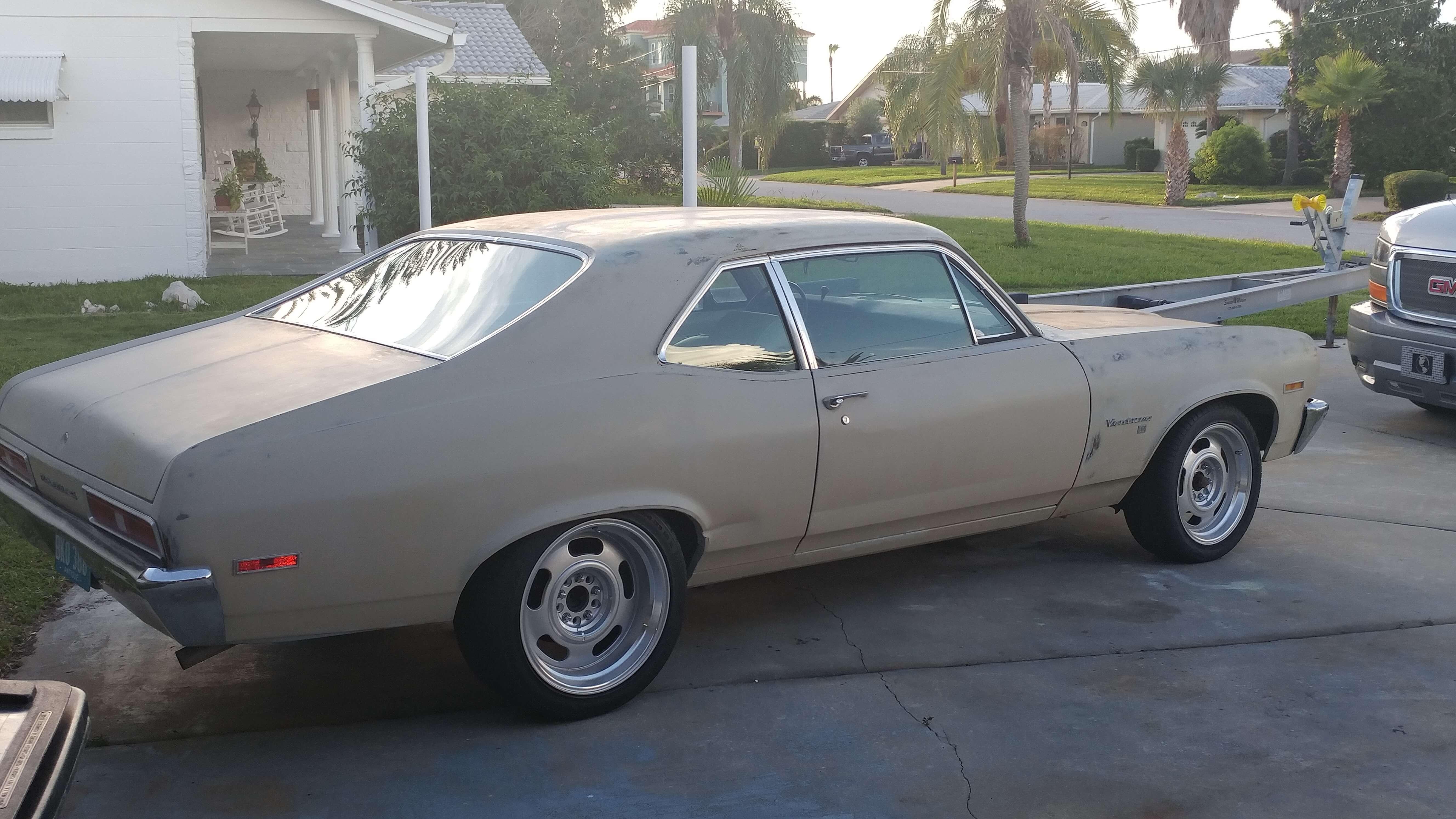 Troy S 1971 Pontiac Ventura Holley My Garage