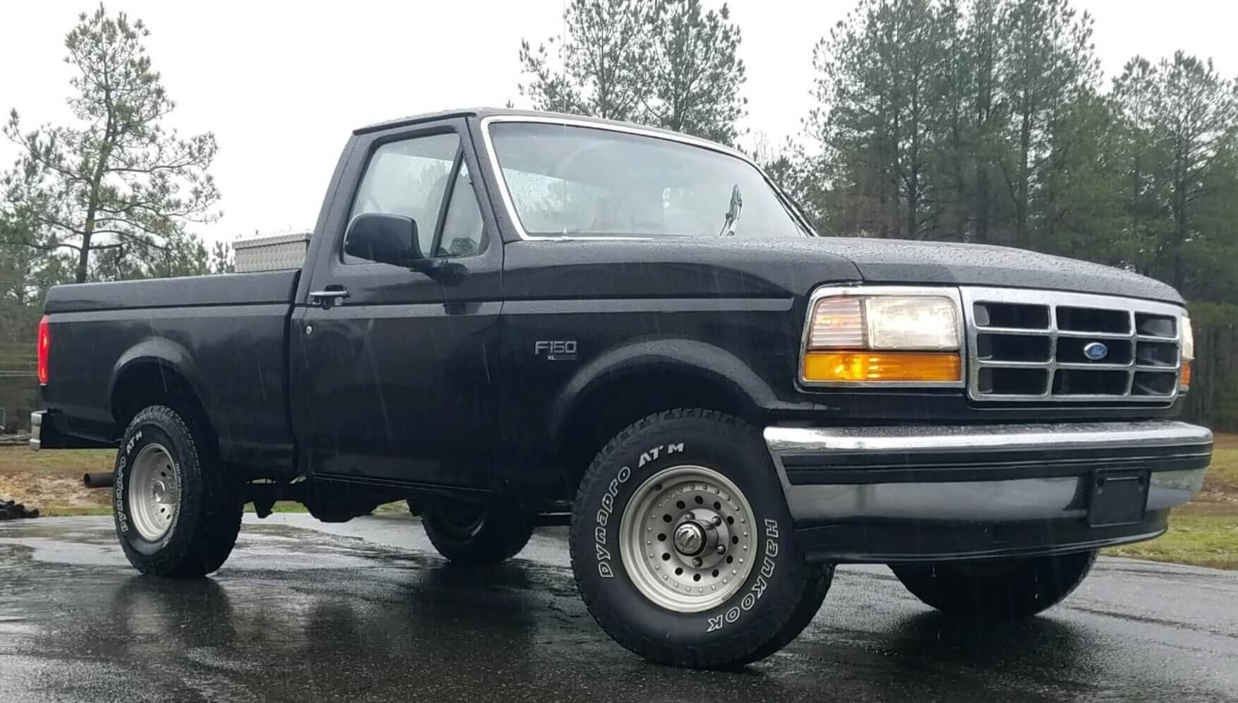 1994 Ford F 150 Engine 50 L V8 - Greatest Ford